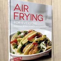新款(33) 英文食譜 Air Frying For Everyone 空氣炸鍋食譜 精裝
