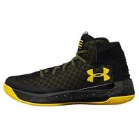 《出清59折》Shoestw【1298308-002】UNDER ARMOUR UA 籃球鞋 CS 3 ZERO 高筒 CURRY 黑黃 男生