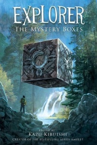 Explorer (The Mystery Boxes #1),?!