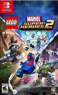 Switch LEGO Marvel Super Heroes 2 (US)