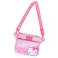 大賀屋 Hello Kitty 斜背包 側背包 錢包 手提包 三麗鷗 凱蒂貓 KT 日貨 正版授權 L00010424