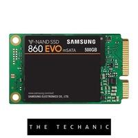 SAMSUNG SSD 860 EVO MSATA 500GB