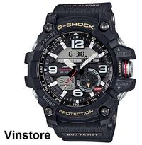 Casio G-Shock Mudmaster Black Resin Mens Sports Watch GG-1000-1A GG-1000-1 GG1000-1A GG-1000-1ADR