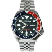 SKX009K2 SKX009 Brand New Seiko Automatic 100% Original Divers Men Casual Watch w/ Warranty