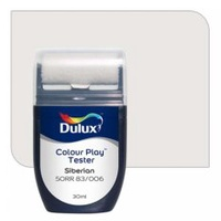 Dulux Colour Play Tester Siberian 50RR 83/006