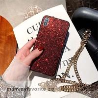 🌞 Vivo Y71 Glitter Shining Solid Color Case