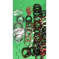 水晶 玉石 鈦金 佛珠 手鍊
