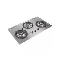 Tecno SR 98 (SV) S/S Cooker Hob (Silver)