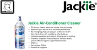 JACKIE 3 IN 1 AIRCON CLEANER 500ML