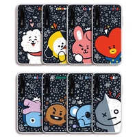 BTS BT21 Official Merchandise - Press Me Light Up Phone Case for Apple iPhone