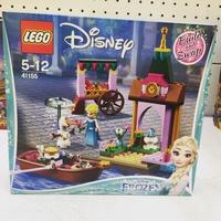 樂高積木LEGO(Lt 41155)迪士尼公主系列-Elsa's Market Adventure