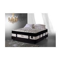Hilker MONARCH King Size Latex Pocketed Spring Mattress (also available in Queen, Super Single and Single size)