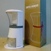 醇鮮小舖  purefresh 醇鮮 電動咖啡慢磨機 磨豆機 醇白款