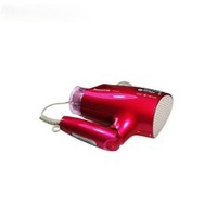 Panasonic high-power hair dryer household thermostat cold wind ion nano water duct EH-NA10(rose)