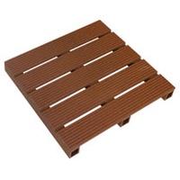 【貝力地板】塑木踏板 (45 x 45cm)