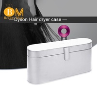 ~IN stock~Bubm Hair Dryer Hard Case, For Dyson Supersonic Hair Dryer - Silver