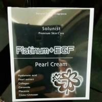 日本 EGF 珍珠霜 Platinum + EGF Pearl Cream保濕霜~現貨先詢問