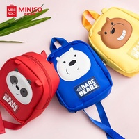 Miniso We Bare Bears Ice Bear Children's Backpack