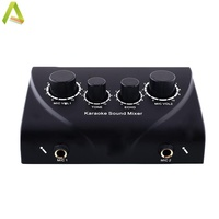 Aukey Karaoke Echo Mixer PC Amplifier