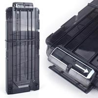 HN 12 Dart Bullet Clip System For Nerf Toy Gun