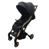 英國 Hybrid Cabi 嬰兒手推車|登機車 玫瑰金【麗兒采家】
