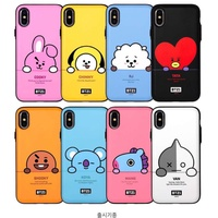 Official original BTS Korean pop group for iPhones and Samsung casings bts21
