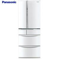 Panasonic 國際 NR-F504VT-W1 電冰箱 6門 晶鑽白 501L鋼板系列
