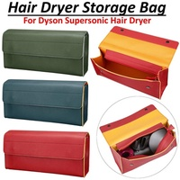 Electric Hair Dryer Storage Bag Case Protable Travel Organizer Bag With Zipper For Dyson Hair Dryer