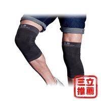 健膝神器【京美】能量銀纖維長效護膝(兩入/盒)-電