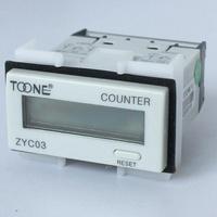 卓一數顯電子式累計可逆計數器自帶電源電子沖床計數器  ZYC03ATF 格蘭小舖