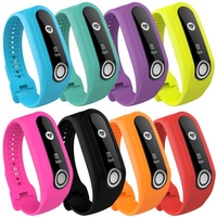 Bakeey Colorful Silicone Watch Strap Smart Watch Band for Tomtom Touch Smart Watch
