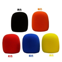 現貨 加厚版 麥克風 海綿頭 黑色 適用於 Q7 Q8 Q9 Q10 Q11 KD-09