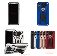 Oppo R11/R11 Plus/R11S/R11S Plus Shockproof  Cover Case + Stand   24101