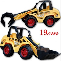 Bulldozer Models Toy Large Diecast Toys Digging Toys Model Farmland Tractor Truck Engineering Vehicl