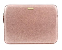 """Kate Spade Sleeve Case Pouch Bag for 13"""" Laptops (Glitter Pink)"""