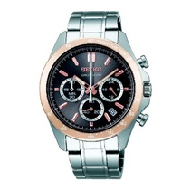SEIKO Seiko spirit chronograph watch sbtr026