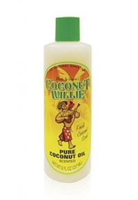 Royal Hawaiian Coconut Willie Coconut Oil - 8fl. oz. Scented by Coconut Willie