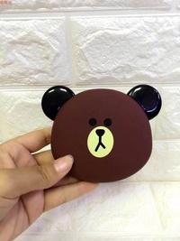 Mini Bear 50000mah Cute Cartoon Mini PowerBank Mobile Portable Power KT2