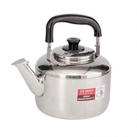 ZEBRA 113-573 S/STEEL WHISTLING INDUCTION KETTLE (4.5L)
