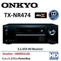 ONKYO AV-Receiver model TX-NR474