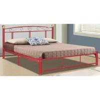 Queen Metal Bed Frame 504