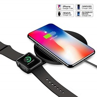 Echoming Echoming Compatible Apple Watch Charger & Fast Wireless Charger, 2W Charging Compatible App