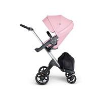 Stokke® Xplory® V6嬰兒手推車(座椅蓮粉色)