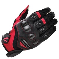 Truth  3 Color Summer Classic RS-TAICHI RST418 Carbon Breathable Racing Gloves Touch Screen