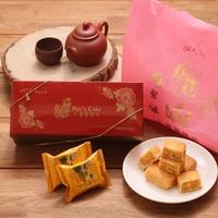 小潘 鳳黃酥6盒組(12顆x6盒)