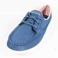 (A6) SKECHERS 健走系列 GO WALK LITE 休閒運動鞋 帆船鞋 帆布鞋 15436BLU 陽光樂活
