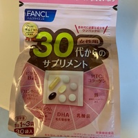 (現貨特賣)FANCL/芳珂  30代 女性專用綜合維他命 30包袋入