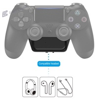 USB Bluetooth 5.0 Adapter Dongle Speaker Music Receiver Transmitter for PS4