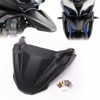 Front Mudguard Extension Cover For Yamaha MT-09 MT09 Tracer FJ-09 2015-2018
