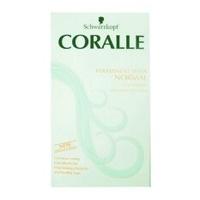 Schwarzkopf Coralle Normal คอรัลล์ น้ำยาดัดผม นอร์มอล สำหรับผมธรรมดาและผมหยิกยาก